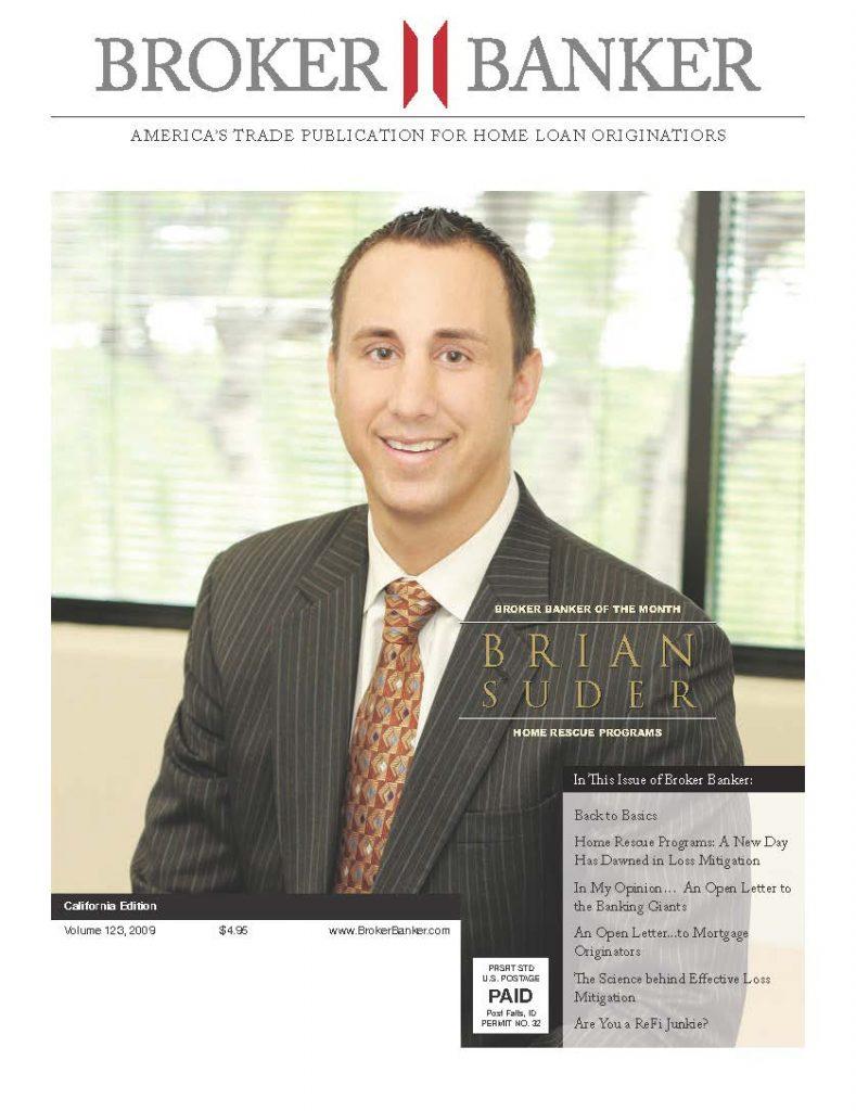 broker banker cover